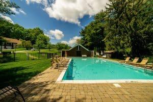 Apple Hill Farm Private Pool